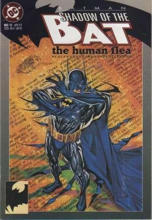 Batman: Shadow of the Bat (1992-2000)#11