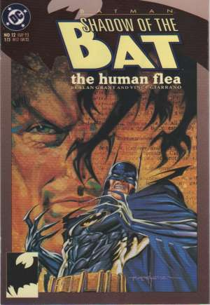 Batman: Shadow of the Bat (1992-2000)#12