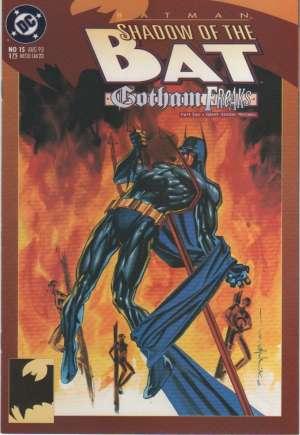 Batman: Shadow of the Bat (1992-2000)#15