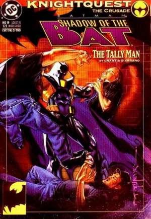 Batman: Shadow of the Bat (1992-2000)#19