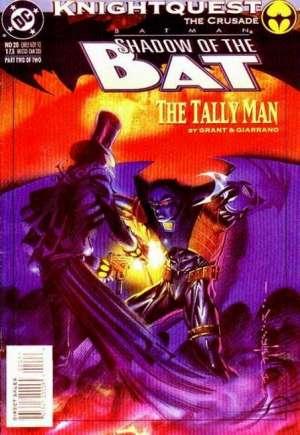 Batman: Shadow of the Bat (1992-2000)#20