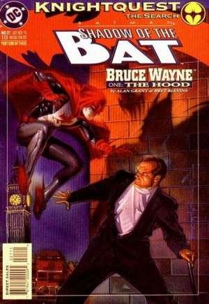 Batman: Shadow of the Bat (1992-2000)#21