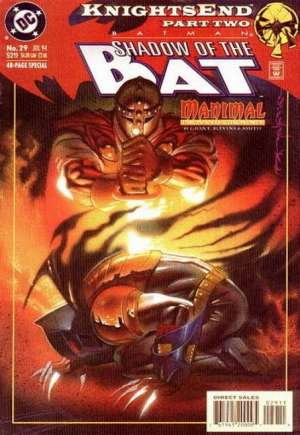 Batman: Shadow of the Bat (1992-2000)#29A