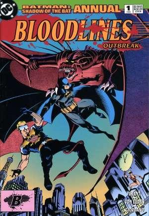 Batman: Shadow of the Bat (1992-2000)#Annual 1B