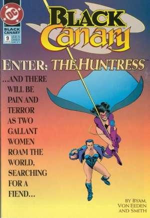 Black Canary (1993)#9