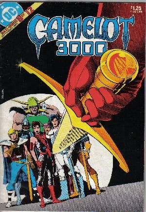 Camelot 3000 (1982-1985)#8
