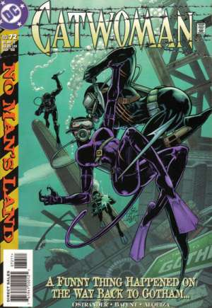 Catwoman (1993-2001)#72