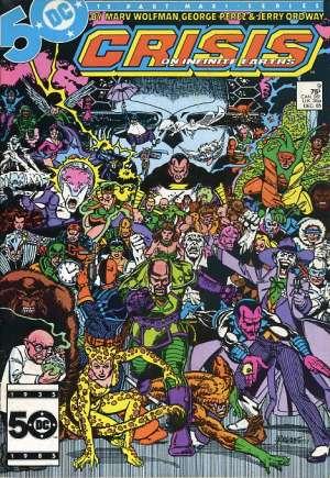 Crisis on Infinite Earths (1985-1986)#9B