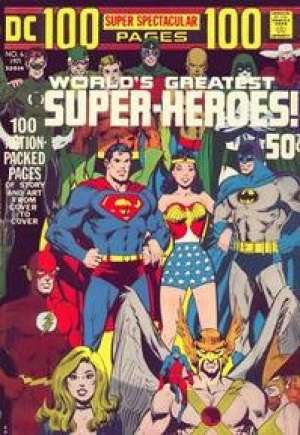 DC 100 Page Super Spectacular (1971-1973)#6