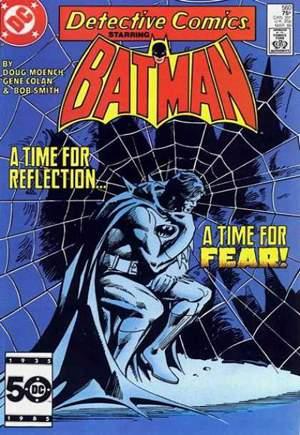 Detective Comics (1937-2011, 2016-Present)#560