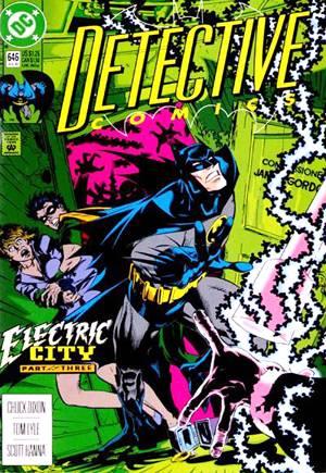 Detective Comics (1937-2011, 2016-Present)#646