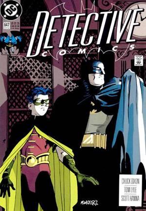 Detective Comics (1937-2011, 2016-Present)#647