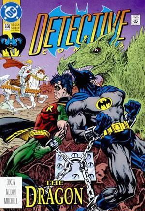 Detective Comics (1937-2011, 2016-Present)#650