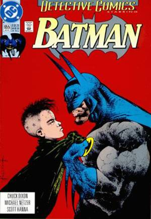 Detective Comics (1937-2011, 2016-Present)#655