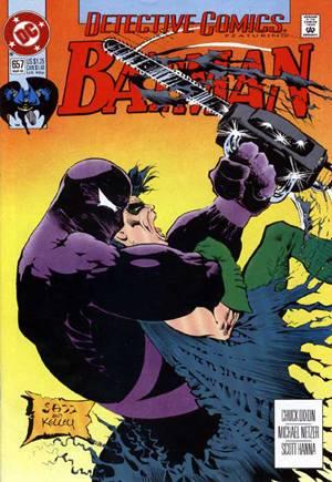 Detective Comics (1937-2011, 2016-Present)#657