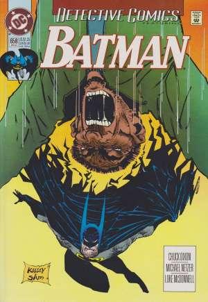 Detective Comics (1937-2011, 2016-Present)#658
