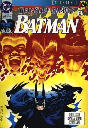 Detective Comics (1937-2011, 2016-Present)#661B