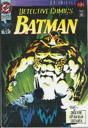 Detective Comics (1937-2011, 2016-Present)#666B