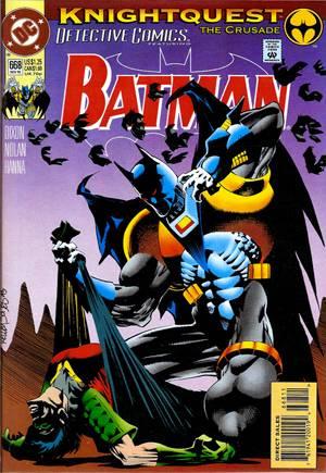 Detective Comics (1937-2011, 2016-Present)#668