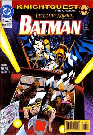 Detective Comics (1937-2011, 2016-Present)#669