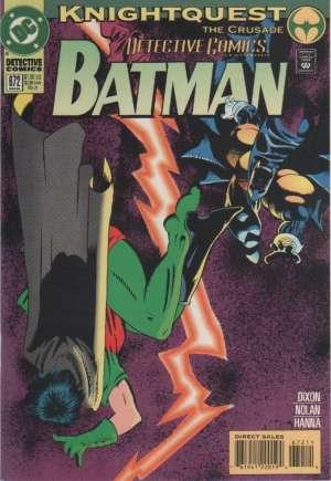 Detective Comics (1937-2011, 2016-Present)#672