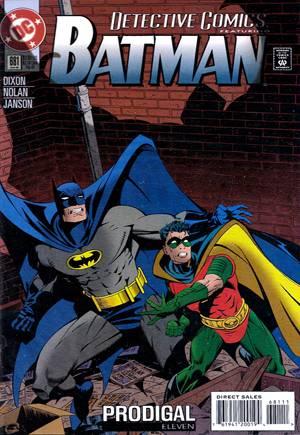 Detective Comics (1937-2011, 2016-Present)#681