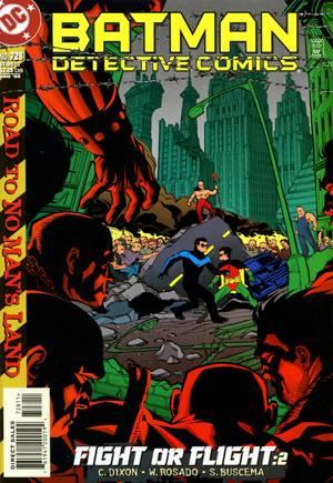 Detective Comics (1937-2011, 2016-Present)#728
