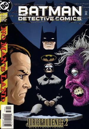 Detective Comics (1937-2011, 2016-Present)#739