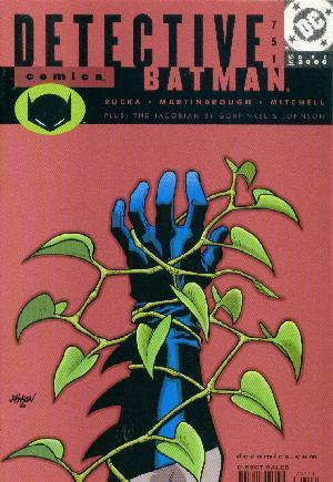 Detective Comics (1937-2011, 2016-Present)#751