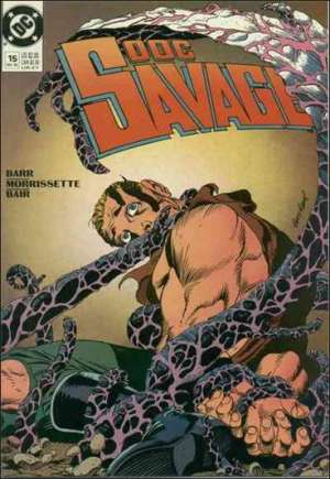 Doc Savage (1988-1990)#15