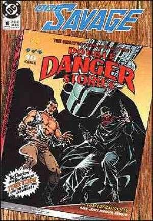 Doc Savage (1988-1990)#18