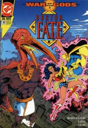 Doctor Fate (1988-1992)#32