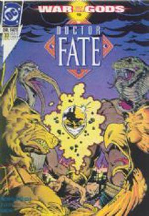 Doctor Fate (1988-1992)#33