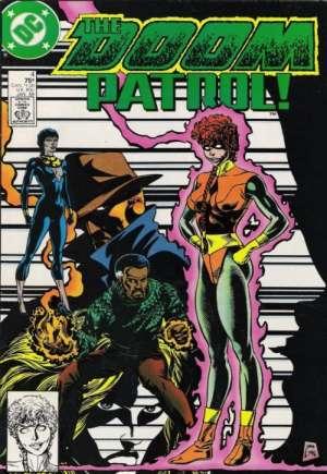 Doom Patrol (1987-1995)#4