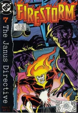 Firestorm: The Nuclear Man (1987-1990)#86