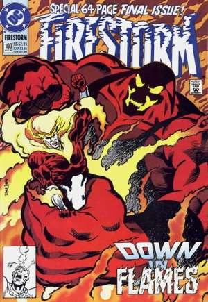 Firestorm: The Nuclear Man (1987-1990)#100