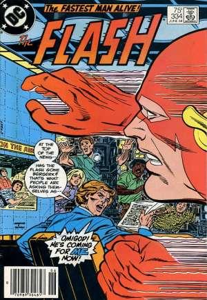 Flash (1959-1985)#334