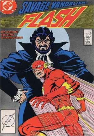 Flash (1987-2009)#13