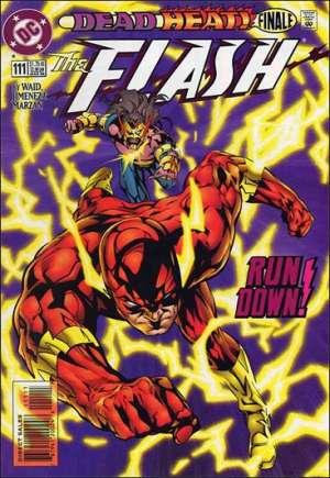Flash (1987-2009)#111B