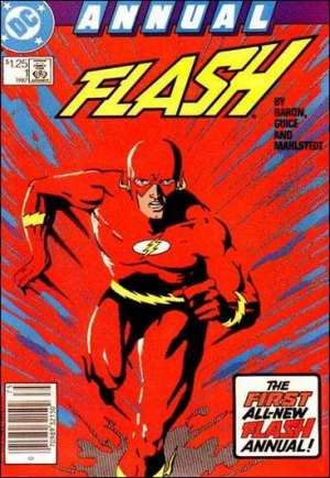 Flash (1987-2009) #Annual 1A