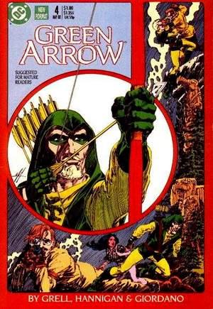 Green Arrow (1988-1998)#4