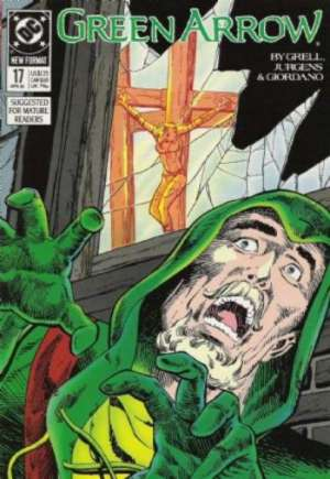 Green Arrow (1988-1998) #17