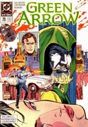 Green Arrow (1988-1998)#20