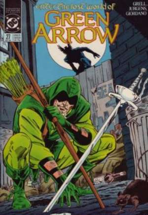 Green Arrow (1988-1998) #27