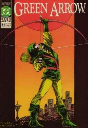 Green Arrow (1988-1998)#51