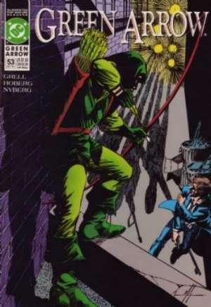 Green Arrow (1988-1998)#53