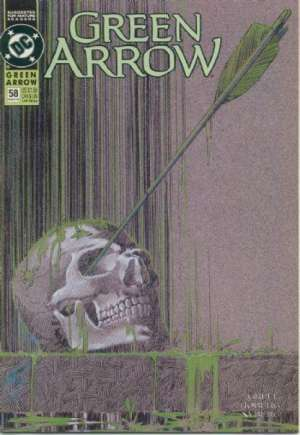 Green Arrow (1988-1998)#58