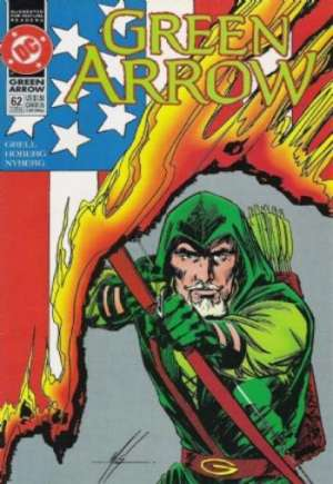 Green Arrow (1988-1998) #62