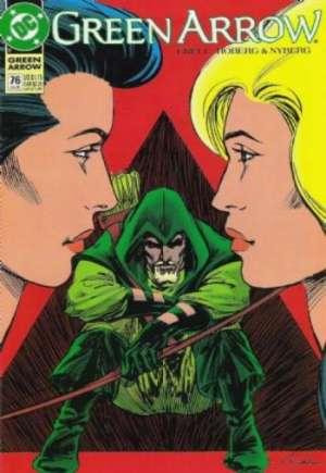 Green Arrow (1988-1998)#76