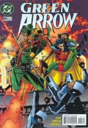Green Arrow (1988-1998)#105